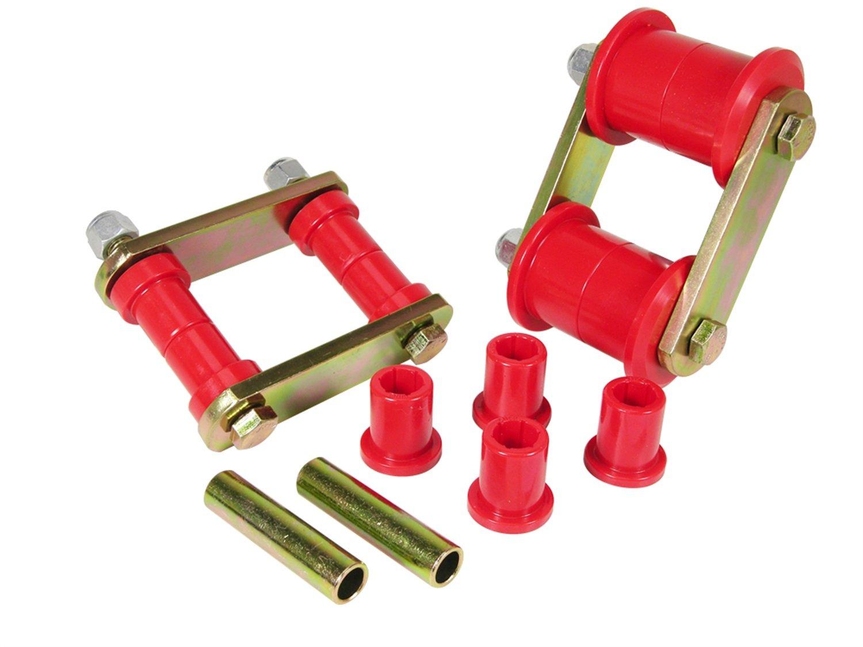 Prothane 4-804 Red 1 Shackle Bushing Kit