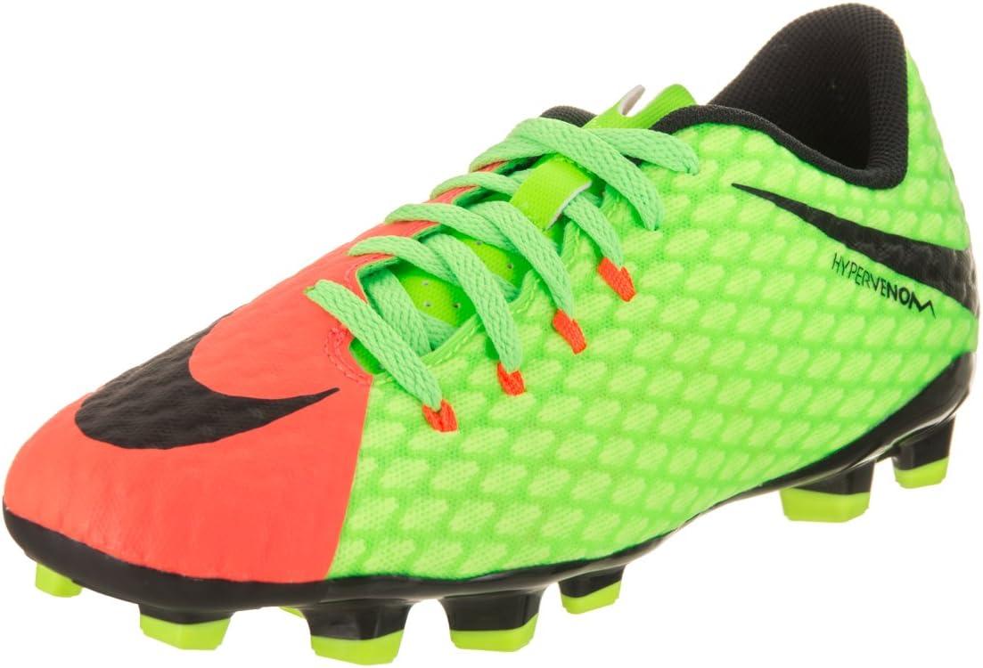 kids hypervenom football boots