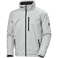 Helly Hansen Men's Crew Midlayer Waterproof Sailing Jacket with Hood