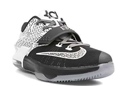 newest e03f5 74a7d Image Unavailable. Image not available for. Color: Nike Boys KD VII ...