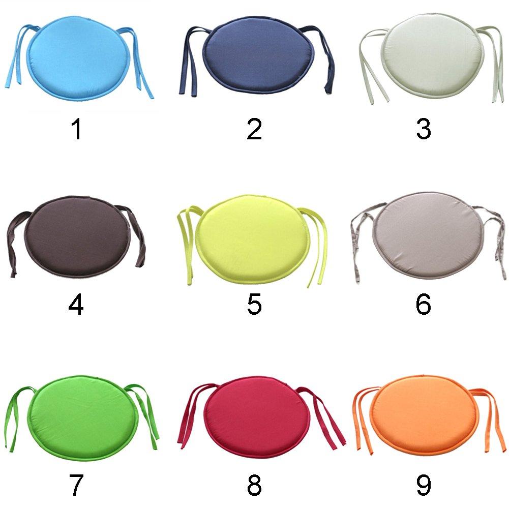 rotondo ufficio da casa cucina Taglia libera coffee con 9/colori a scelta da pranzo divano per interni Cuscino di imbottitura per sedia da giardino