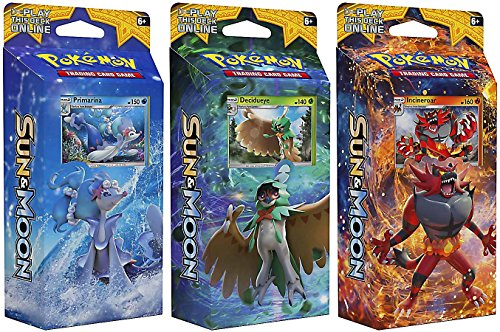 ALL-3-Pokemon-Sun-Moon-English-Theme-Decks-Rowlet-Litten-Popplio