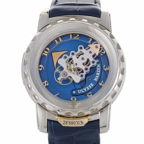 Ulysse Nardin Freak mechanical-hand-wind Mens Reloj 020 – 88 (Certificado)