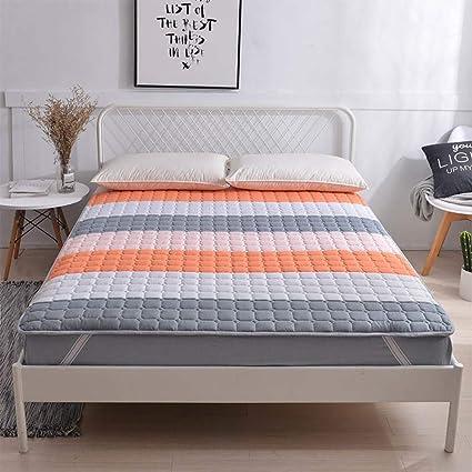 Amazon Com Gdzfy Washable Mattress Topper Sleeping Pad Memory