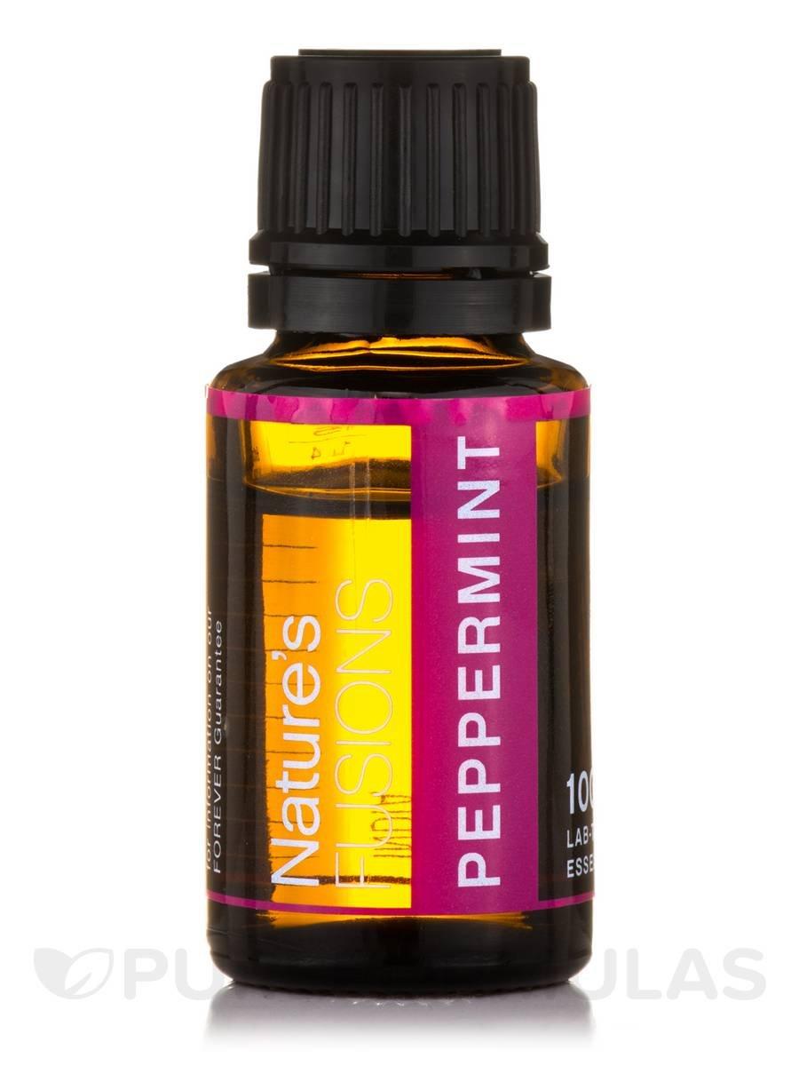 Peppermint Essential Oil (0.5 Fluid Ounces)