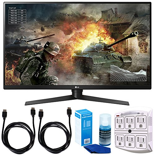 LG 32GK850G-B 32 Class QHD Gaming Monitor with G-SYNC (2018