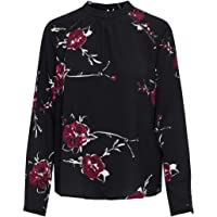 Only Onlnew Mallory L/S Blouse AOP Wvn Noos Camiseta sin Mangas para Mujer