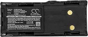 Cameron Sino 1800mA HNN8133C,HNN8308A,HNN9628,HNN9628A,HNN9628AR Compatible with Battery Motorola CP250,CP450,CP450LS,GP300,GP308,GP600,GP88,GP88S,GT-2050,GTX LTR Portable
