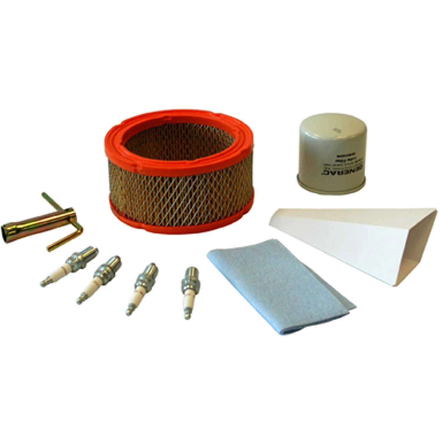 Generac 5655 Maintenance Kit for Liquid-Cooled Standby Generators with 1.6L Engine