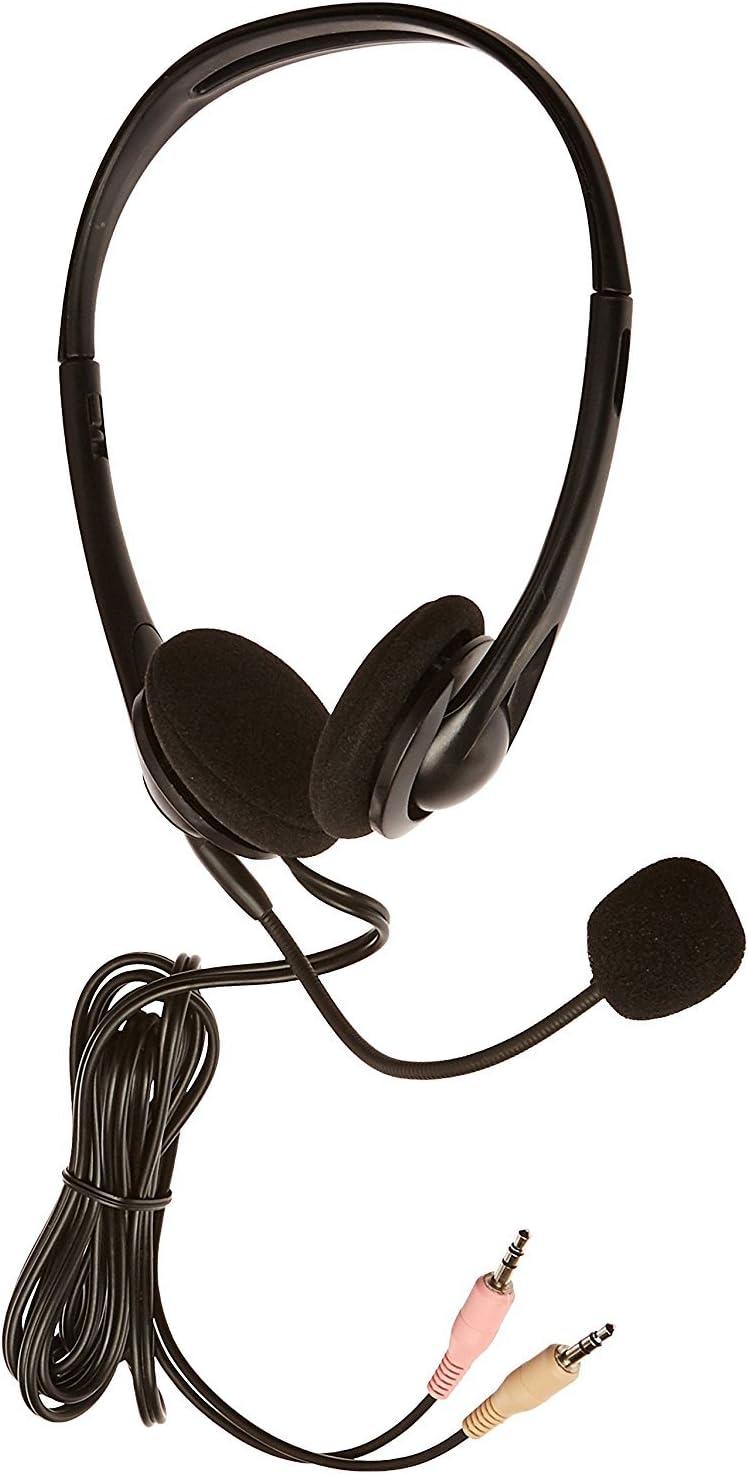 Dragon Stereo Communication//Skype Headset HS-GEN-C