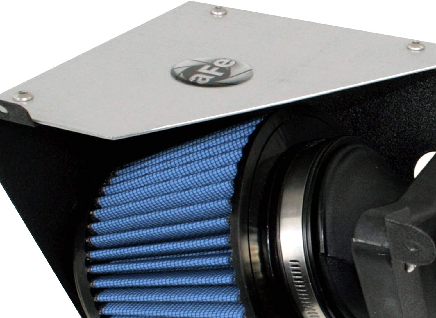 Dry, 3-Layer Filter aFe Power Magnum FORCE 51-11722 Audi A4 Performance Intake System