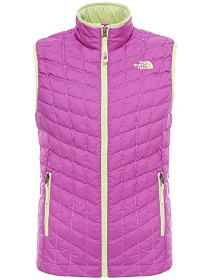 c6def3233 Amazon.com: The North Face Thermoball Vest Girls': Video Games