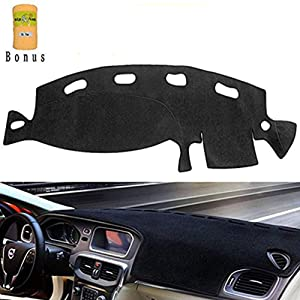 Big Ant Carpet Dashboard Cover for Dodge Ram 1500 2500 3500 1998-2001 Carpet Dash Mat, Custom Fit Dashboard Protector, Easy Installation, Reduces Glare, Eliminates Cracking