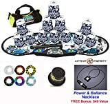 Speed Stacks Combo Set ''The Works'': 12 DIGITAL CAMO 4'' Cups, REBEL MUDD Gen 3 Mat, G4 Pro Timer, Cup Keeper, Stem, Gear Bag, 6 Snap Tops + Active Energy Necklace
