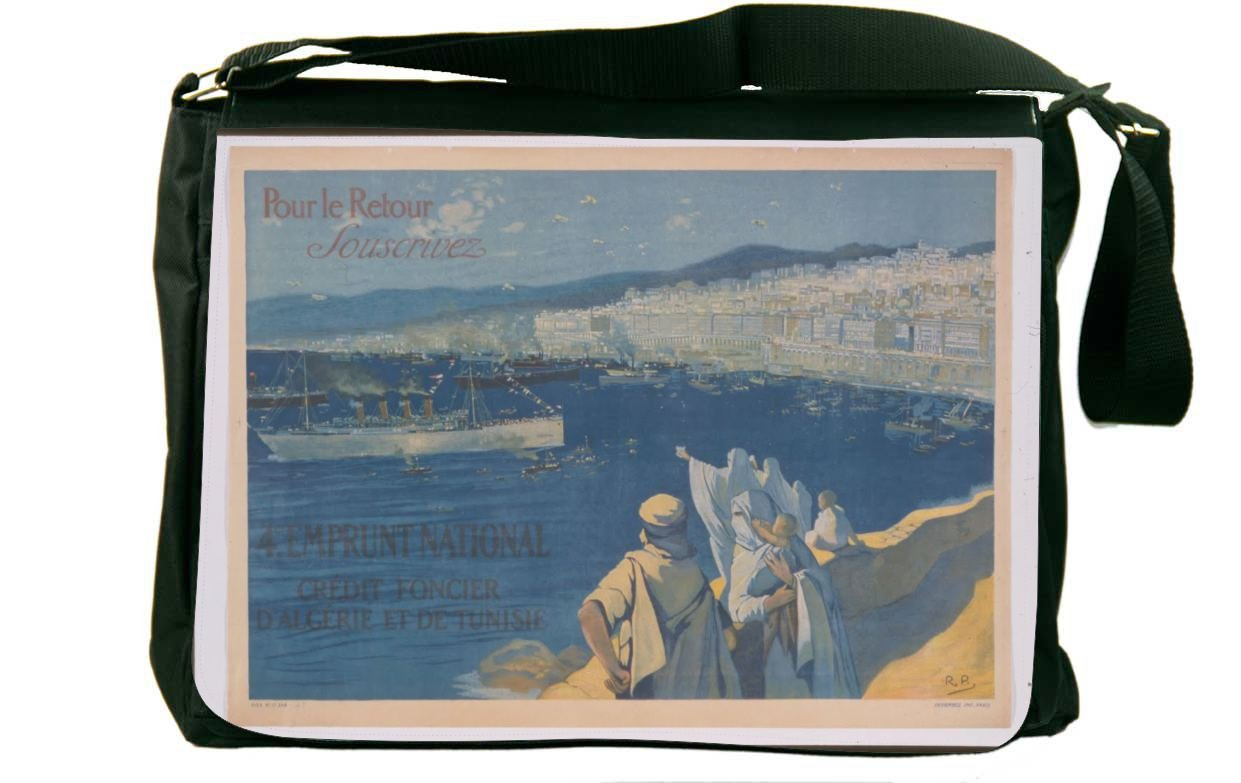 mbcp-cond3713 Rikki Knight School Bag Briefcase