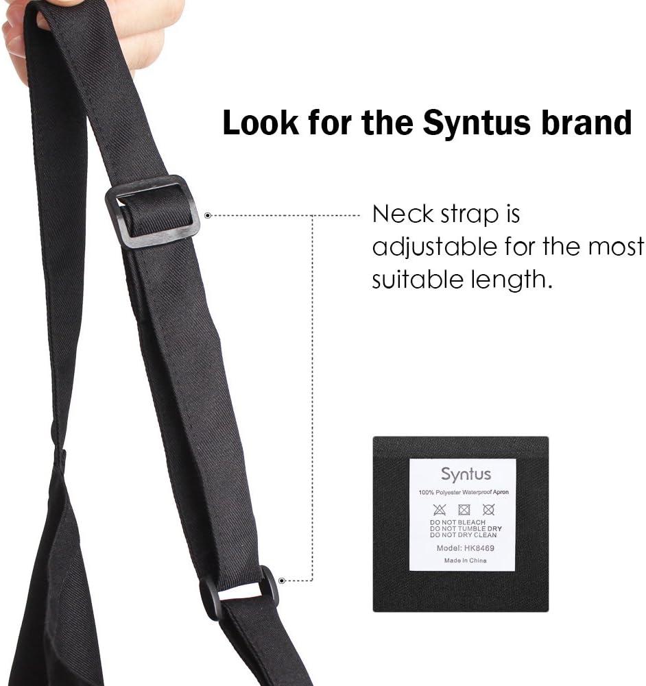 Amazon.com: Syntus AP117 - Delantales de cocina para mujer y ...