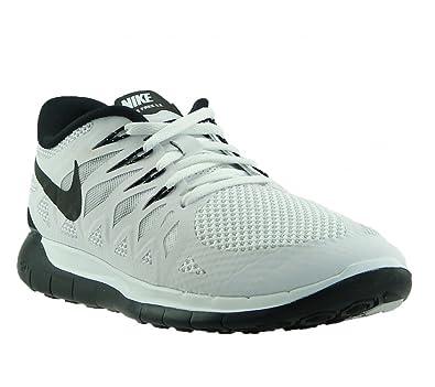 designer fashion c44ff dff24 Nike - Free 5.0 Femmes (blanc noir) - EU 38 - US 7