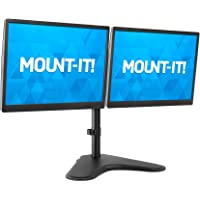 Deals on Mount-It Dual Monitor Stand