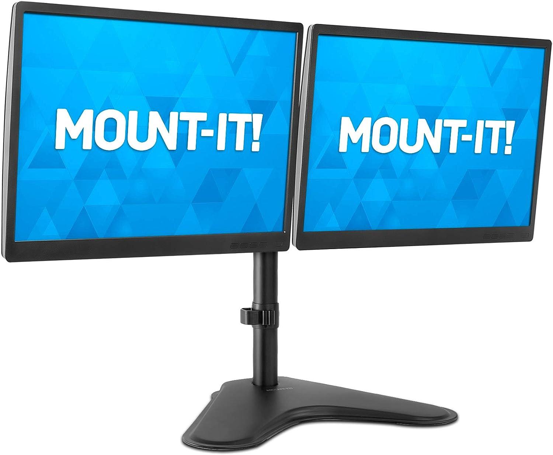 "*** LOT of 4 ***     Dell 19/"" 20/"" 22/""  LCD Monitor Base stand Tilt//Swivel"