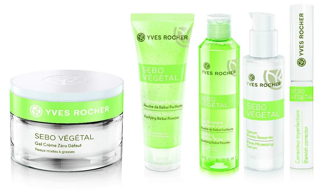 Yves Rocher Sebo Vegetal Juego Beauty