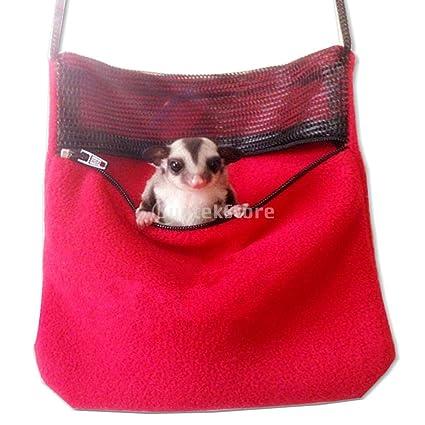 415ef054c973 Amazon.com: Hamster Travel - Pet Carrier Bag Portable Breathable ...