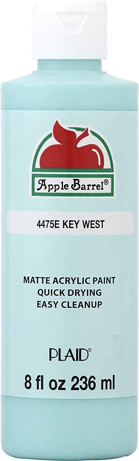 Apple Barrel Acrylic Paint in Assorted Colors (8 oz), 4475E Key West
