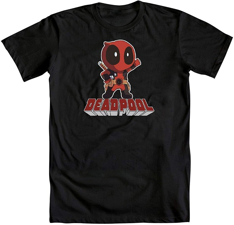 Deadpool - Polo - para niño Negro XXL: Amazon.es: Ropa y accesorios