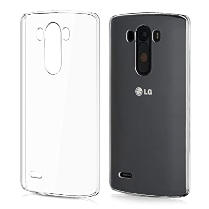 Funda Carcasa Gel Transparente para LG G3 Ultra Fina 0,33mm ...