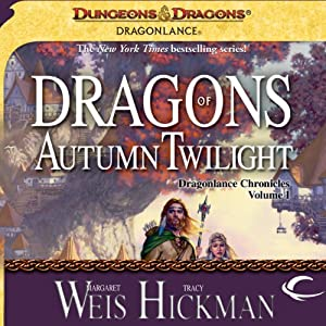 Dragons of Autumn Twilight Hörbuch