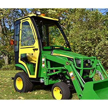 Amazon com : Curtis Hard Side Deluxe Cab John Deere 2025R