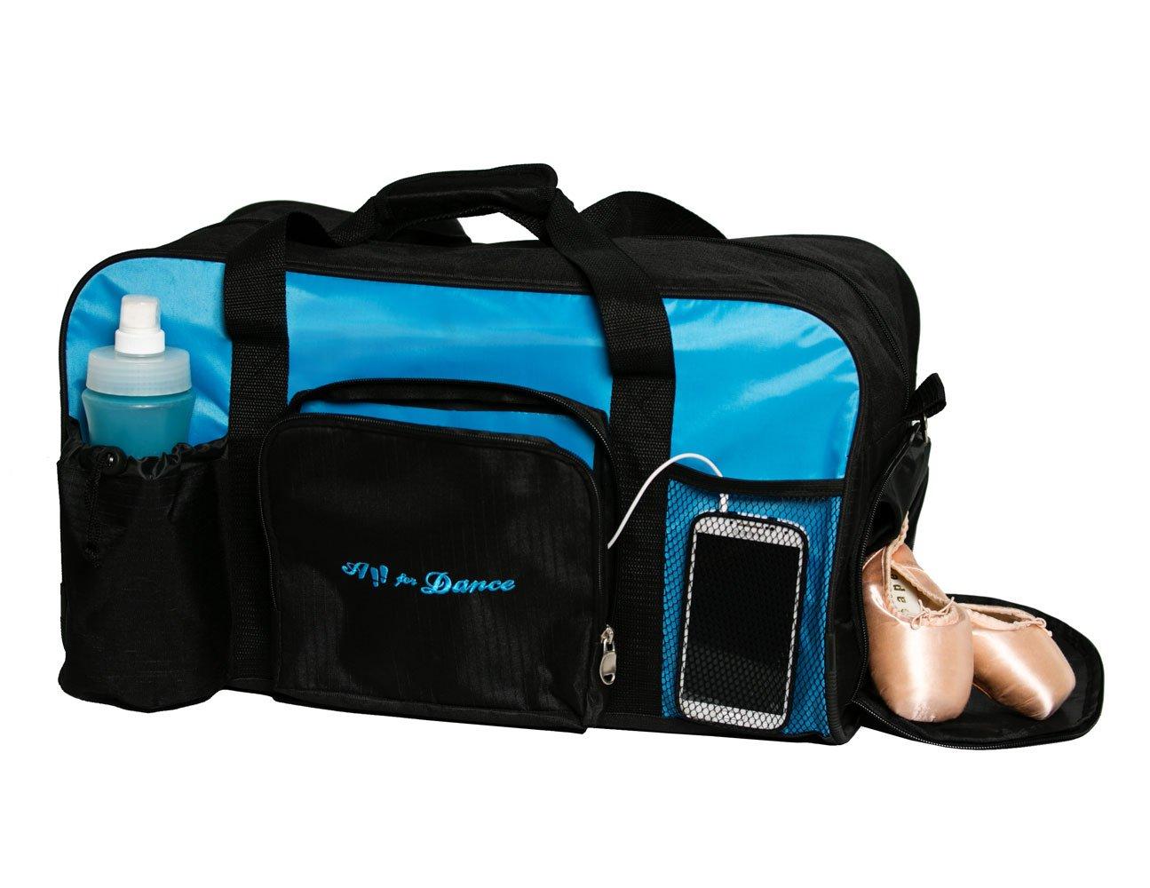 Horizon Dance 8431 All For Dance Large Duffel Bag for Dancers – Blue