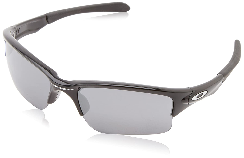 New Kids Sunglasses Oakley OO9200 QUARTER JACKET 920001 Polished 黒 w/黒 Iridium