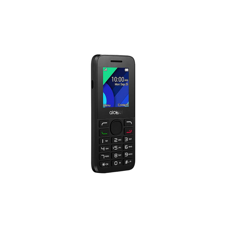 Teléfono móvil de prepago Alcatel 10.54, color negro, de ...