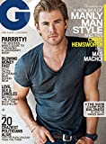 GQ Magazine (January 2015) Chris Hemsworth Cover