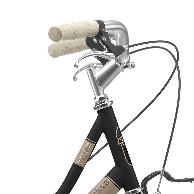 Bicicleta de paseo para mujer de 26 pulgadas de Cinzia Friendly, mujer, 8033389460150, Negro: Amazon.es: Deportes y aire libre
