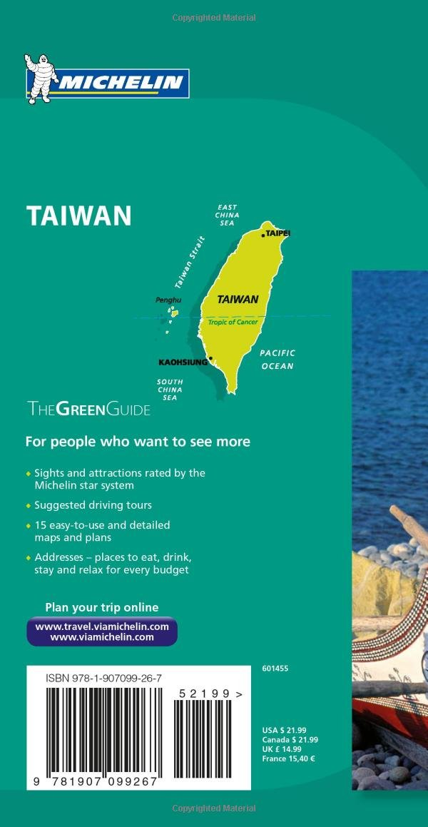 MICHELIN GREEN GUIDE TAIWAN PDF DOWNLOAD