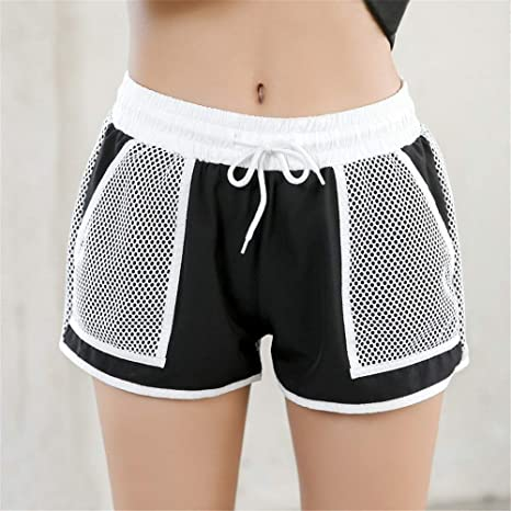 Pantalones Cortos para Correr para Mujeres Active Fitness ...