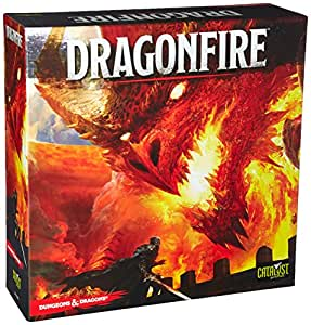 Catalyst Game Labs Dragonfire Deckbuilding Board Games