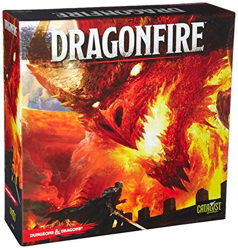 Catalyst Game Labs Dragonfire Deckbuilding Board Games (Best Java Game Engine)