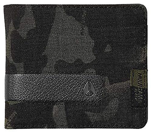 Nixon Showdown Bi-fold Wallet - Black Multicam ()