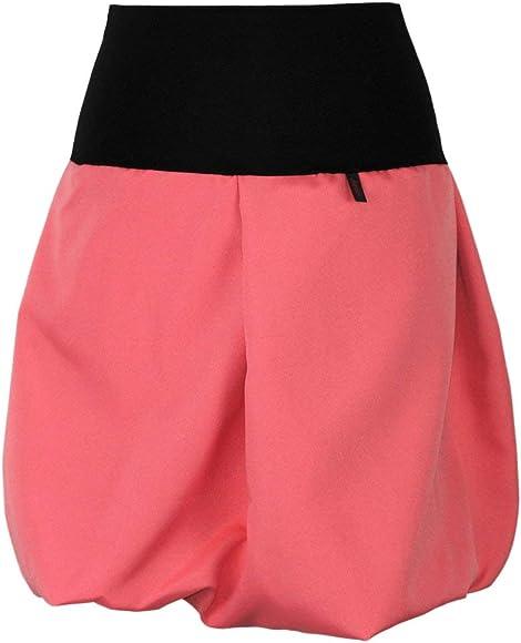 dunkle design - Falda - Globo - para Mujer Rosa XXX-Large 50 ...