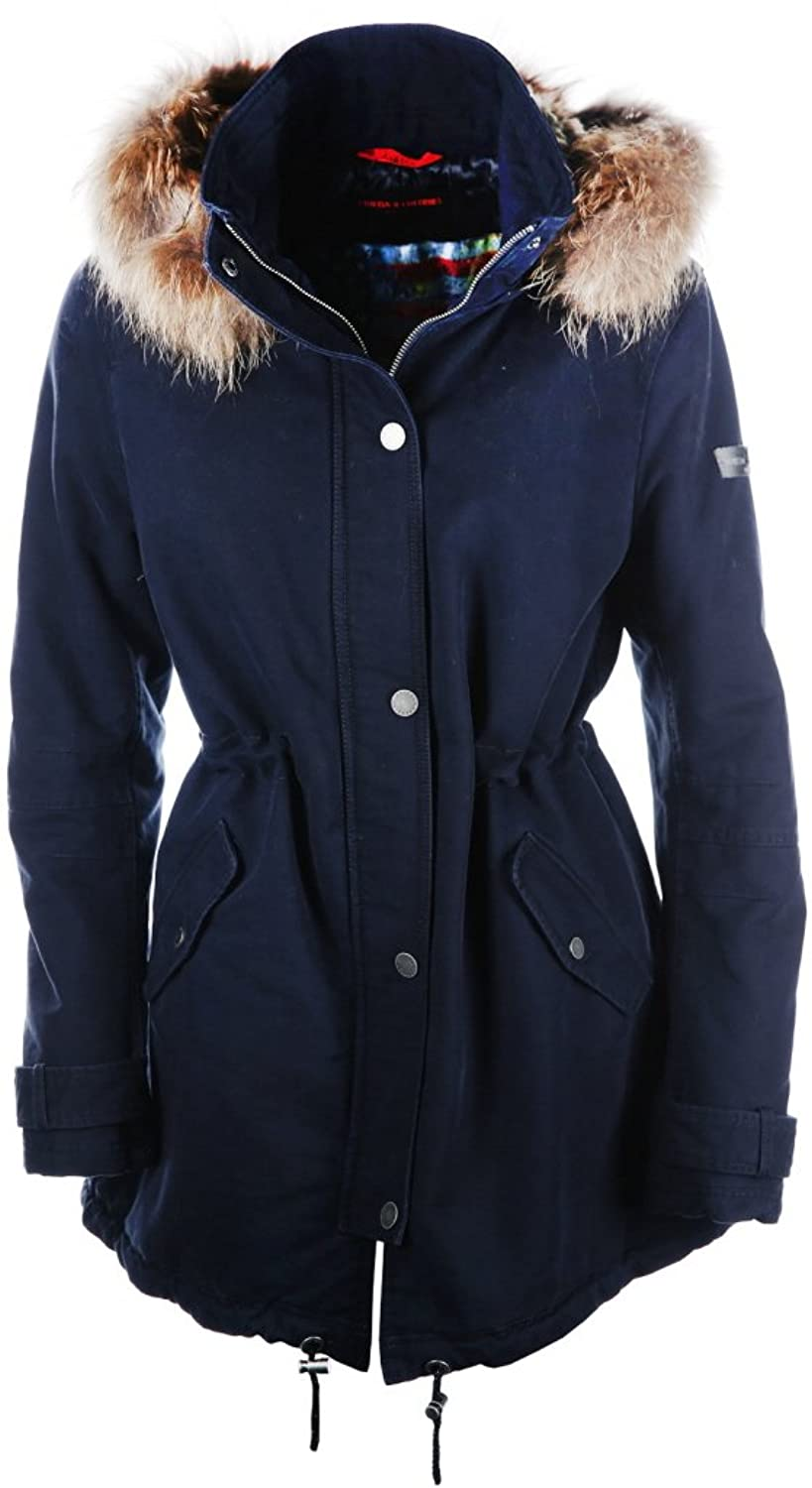 Frieda & Freddies Damen Parka
