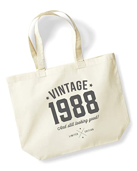 30th Birthday 1988 Keepsake Funny Gift Gifts For Women Novelty