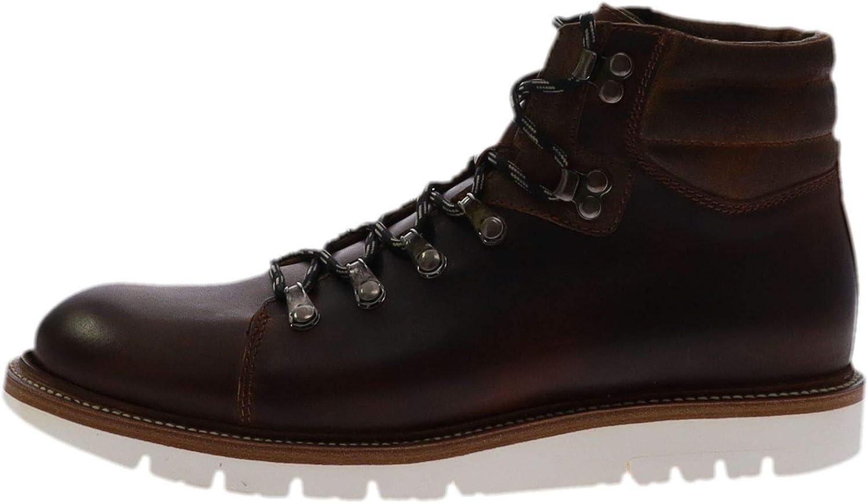 Sendra Boots Urban Boots 16699 Marron Leren laarzen met