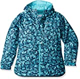 Columbia Girls Snowcation Nation Jacket, Pacific Rim Checkers Print, Small