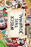 Wreck This Journal: Illustrated Journal With Funny