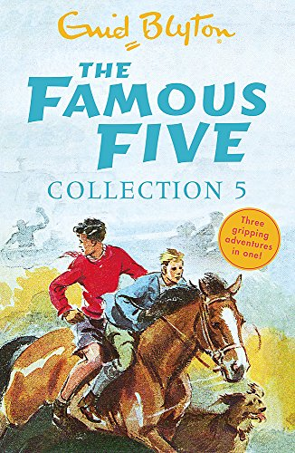 The Famous Five Collection 5: Books 13-15 (Famous Five Gift Books and Collections)