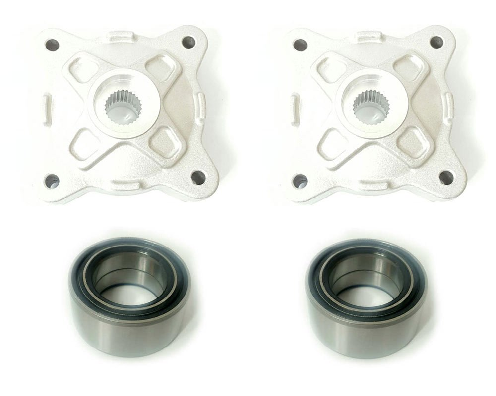 2008-2014 Polaris RZR 800 EFI FRONT Left and Right Wheel Hub (UPDATED VERSION) Volar Motorsport Inc