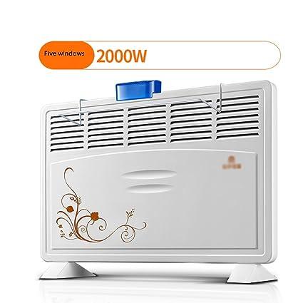 LJHA El calentador de convección El calentador de doble calefacción de uso doméstico El calentador de