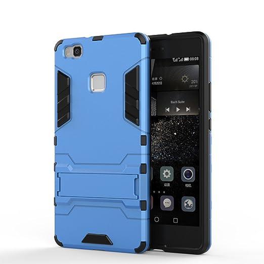68 opinioni per Pasonomi® Huawei P9 Lite Cover- [Kickstand Series] Dual Layer Ibrida Rugged